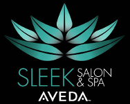 Sleek Salon & Spa, Logo
